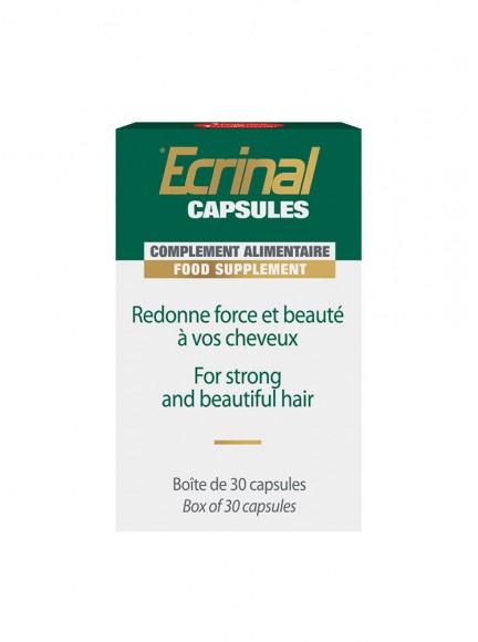 CAPS 432x580 - Kapsułki ECRINAL - suplement diety dla zdrowych włosów