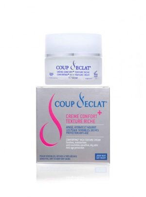 Crème confort texture riche 432x580 300x403 - COMFORT+ RICH TEXTURE CREAM - korygujący krem do twarzy