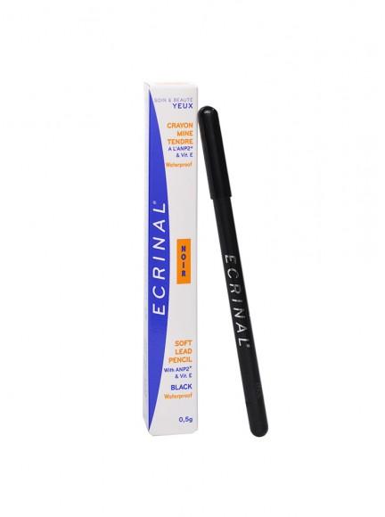 Crayon Noir 432x580 - SOFT LEAD PENCIL with ANP® 2+ 'BLACK' - czarny ołówek do oczu